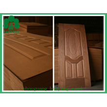 Natural Ash HDF Veneer Door Skin