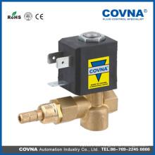 Mini válvula solenoide / Pequeña válvula solenoide