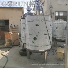 Gold Seller Factory Price 1000L Stainless Steel Mixing Tank