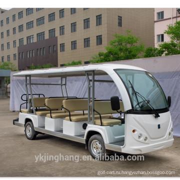 14 самолетов высокого качества газа приведенный в действие новый пассажирский автобус для продажи