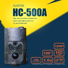 2,0 écran 120 degrés de détection de mouvement caméra de chasse HC500A