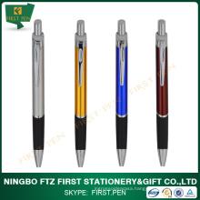 Pen Metal Ballpoint Black Grip