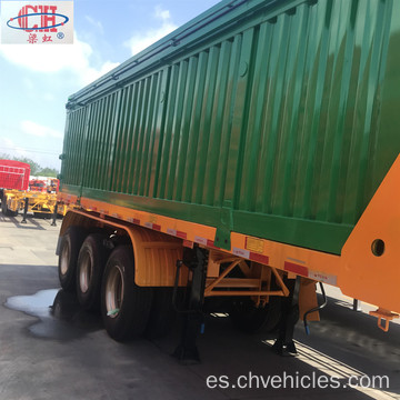 Tipper Flatbed New lowboy semi tractor