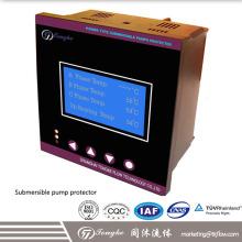 Контроллер централизованного контрольного устройства для погружного насоса