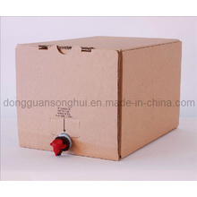 Wine Bag in Box/ Bag in Box with Spout/ Liquid Bag in Box