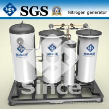 Usine de purification d'azote PSA
