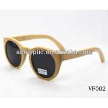 Gafas de sol hechas a mano de madera de encargo