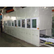Maquinaria ultra-sônica do líquido de limpeza dos tanques da ligação industrial de Dongguan