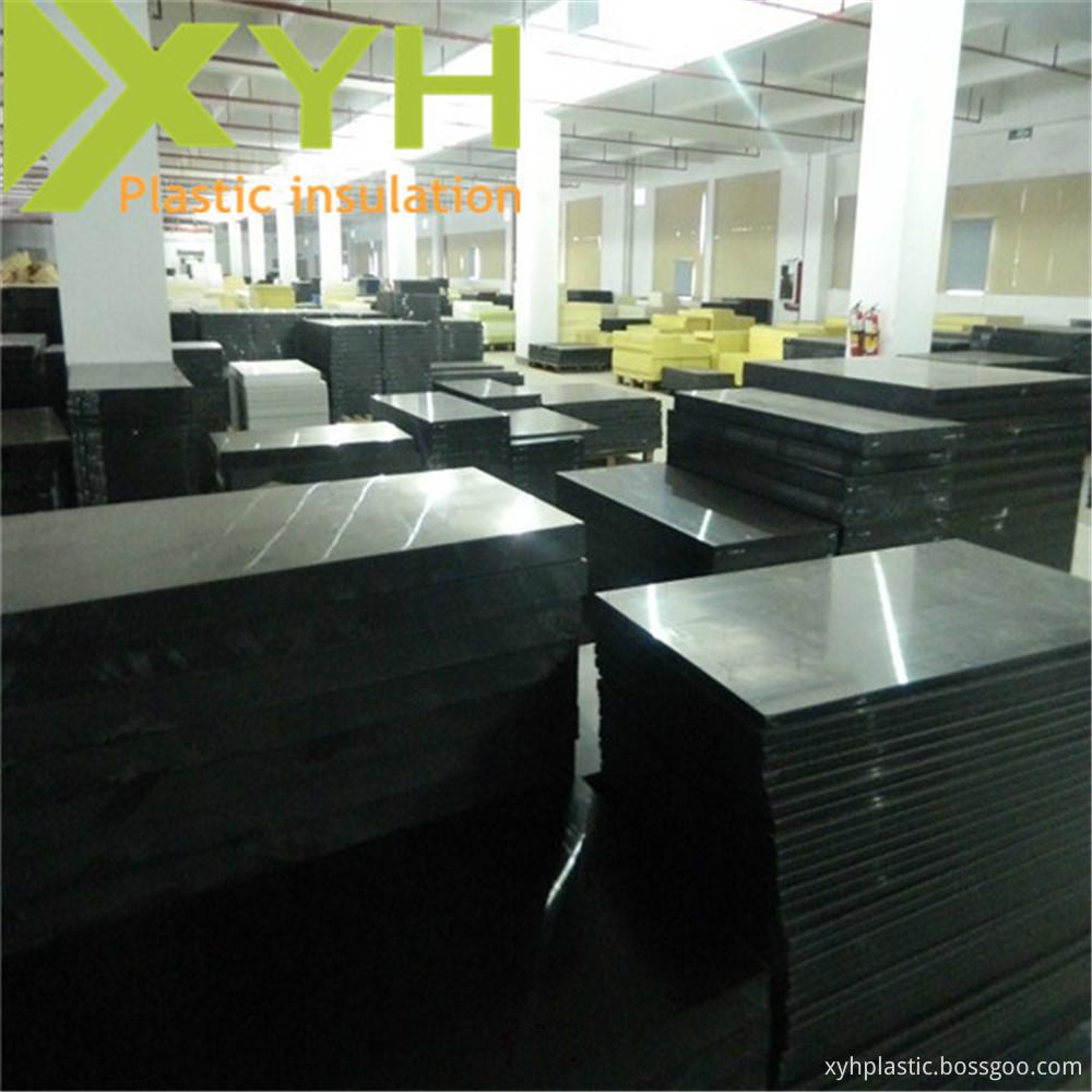 black pom plastic derlin sheet