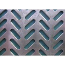 Maillot de fer perforé en feuille avec une bonne qualité