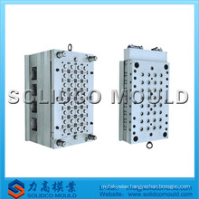 multicavtity mineral water cap mould
