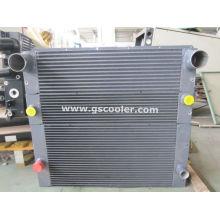 Radiador combinado de lado a lado para vehículos de servicio (C012)