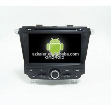 Quad core! DVD de coche con enlace espejo / DVR / TPMS / OBD2 para pantalla táctil de 7 pulgadas Quad Core 4.4 sistema Android Rowwe 350