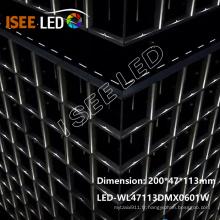 Luminaire d'extérieur à LED pour fenêtre architecturale