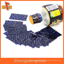 China heat shrink cap seals for water bottles