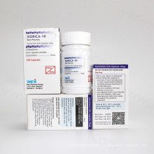 Isotretinoin Capsule 10mg pour Anti-Acne