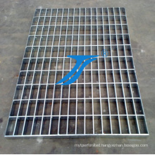Plain Style Steel Grating Used in Ditch Cover