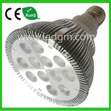 24W 6000k средний базовый PAR38 узкие затемняемый светодиодные лампы наводнений