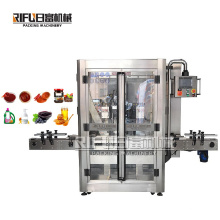 HIgh quality Configuration Grape juice Scented tea Seabuckthorn fruit juice Milk coffee Automatic piston filling machine