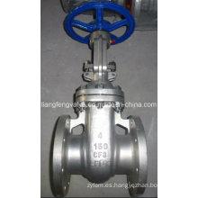 API600 150lb Válvula de compuerta, extremos de brida, RF
