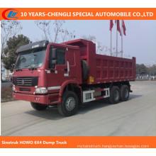 Sinotruk HOWO 6X4 Dump Truck, Tipper Truck
