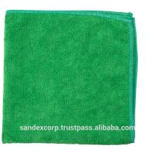 Fibre cloth cleaning