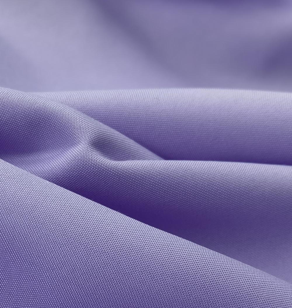 Windproof Dyed Plain Polyester Pongee Garment Fabrics