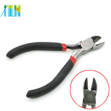 Set of Jewelry Diagonal Cutting Pliers With Black Handle , ZYT0006