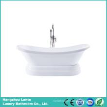 2016 Popular Ellipse Acrylic Classic Freestanding Bathtub (LT-13T)