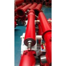 Fuerte potencia 40t 50t 60t cilindro hidráulico