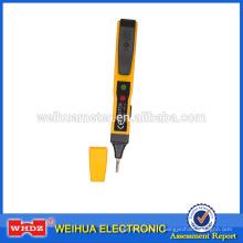 Contact Détecteur de tension Sensibilité Crayon de test réglable Testeur de tension numérique Nouveau Détecteur de tension de contact par induction VD06