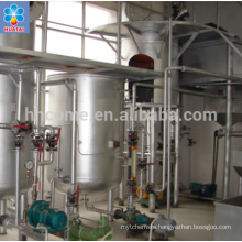 100TPD Continuous and automatic soybean oil refining plant