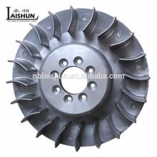 Fábrica OEM personalizado alta qualidade die casting CNC usinagem motocicleta de automóveis radiador de alumínio