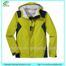 Outdoor clothing fashion windbreaker mens jacket