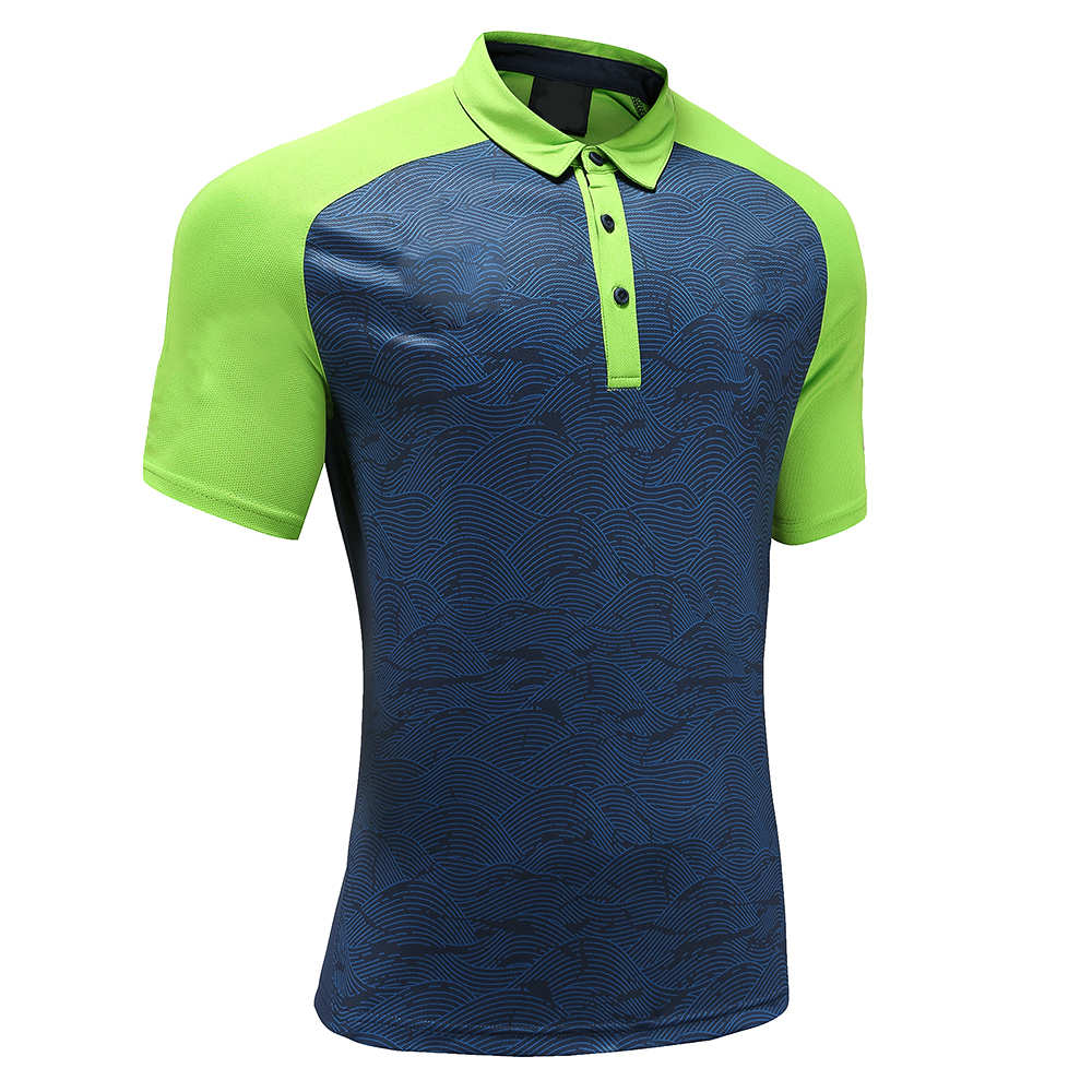 Mens Rugby Wear Polo Shirt