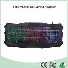 2016 Heißer Verkauf Fake Mechanical Gaming Keyboard (KB-903EL)