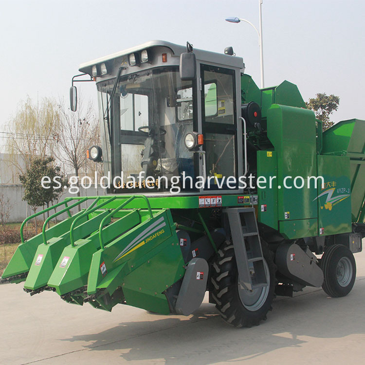 3 Rows Corn Harvester 750 750
