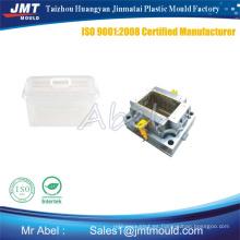 Molde de caja de inyección de plástico