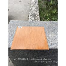 Wooden design waterproof wall ceiling PVC Panel