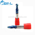 BFL CNC End Mills Carbide 4 Flute Ball Nose End Mill Manufacture