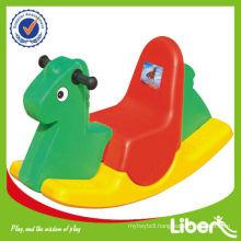 Good Quality Plastic Rocking horse LE-YM001