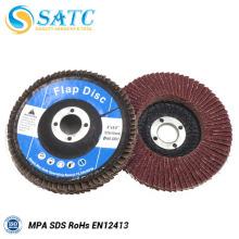 discos de aba e rodas com função estável
