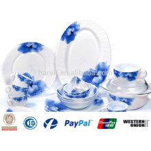 58pcs Opal Ware Dinner Sets/ Wholesale Opal Dinnerware