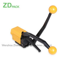 A333 Manual Sealless Steel Strapping Tool for 13-19mm Steel Strap