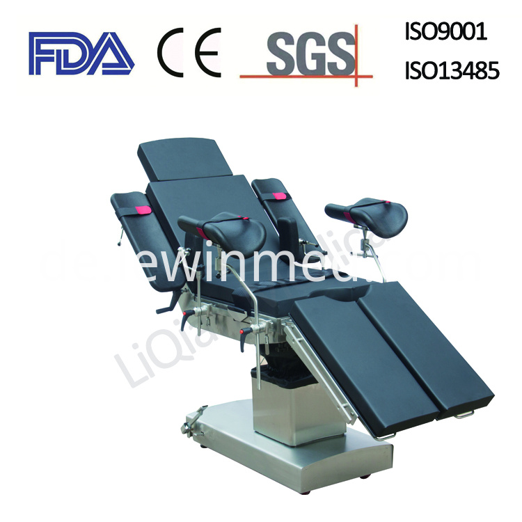 medical equipment operating table