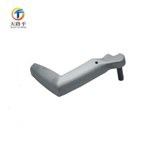 Customized ADC 12 aluminum alloy large die casting parts for machinery parts