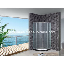 Quarto Acid Glass Shower Enclosure (AS-901 sem bandeja)