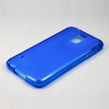 Único suave mate TPU para Samsung Galaxy S5 I9600