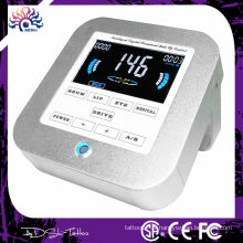 Ensemble d'alimentation LCD pour maquillage permanent, Machine de tatouage à maquillage permanent numérique Machine d'alimentation