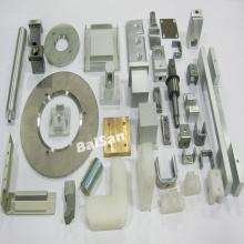 Alojamento e peças de usinagem de peças de liga de alumínio